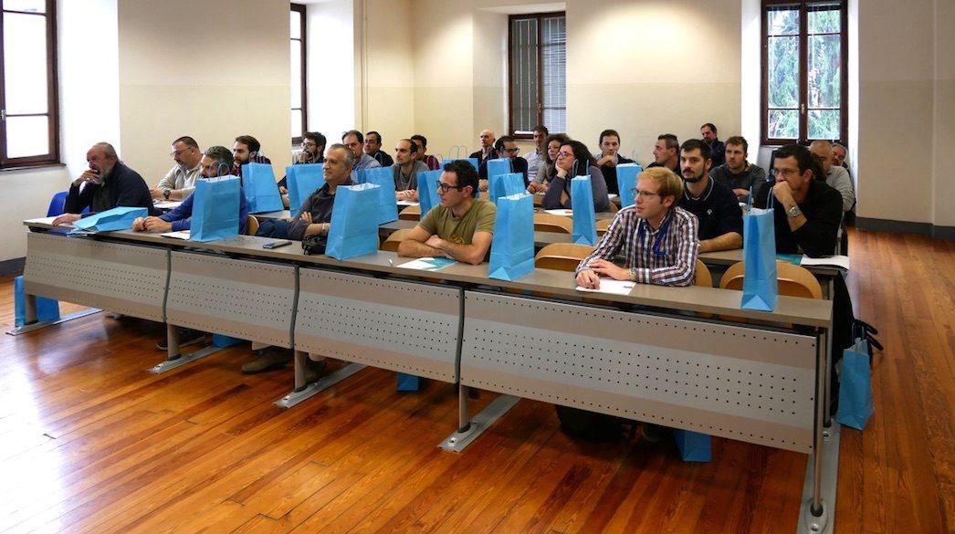 CIAC evento con Hexago