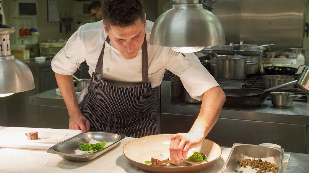 Chef Gabriele Boffa